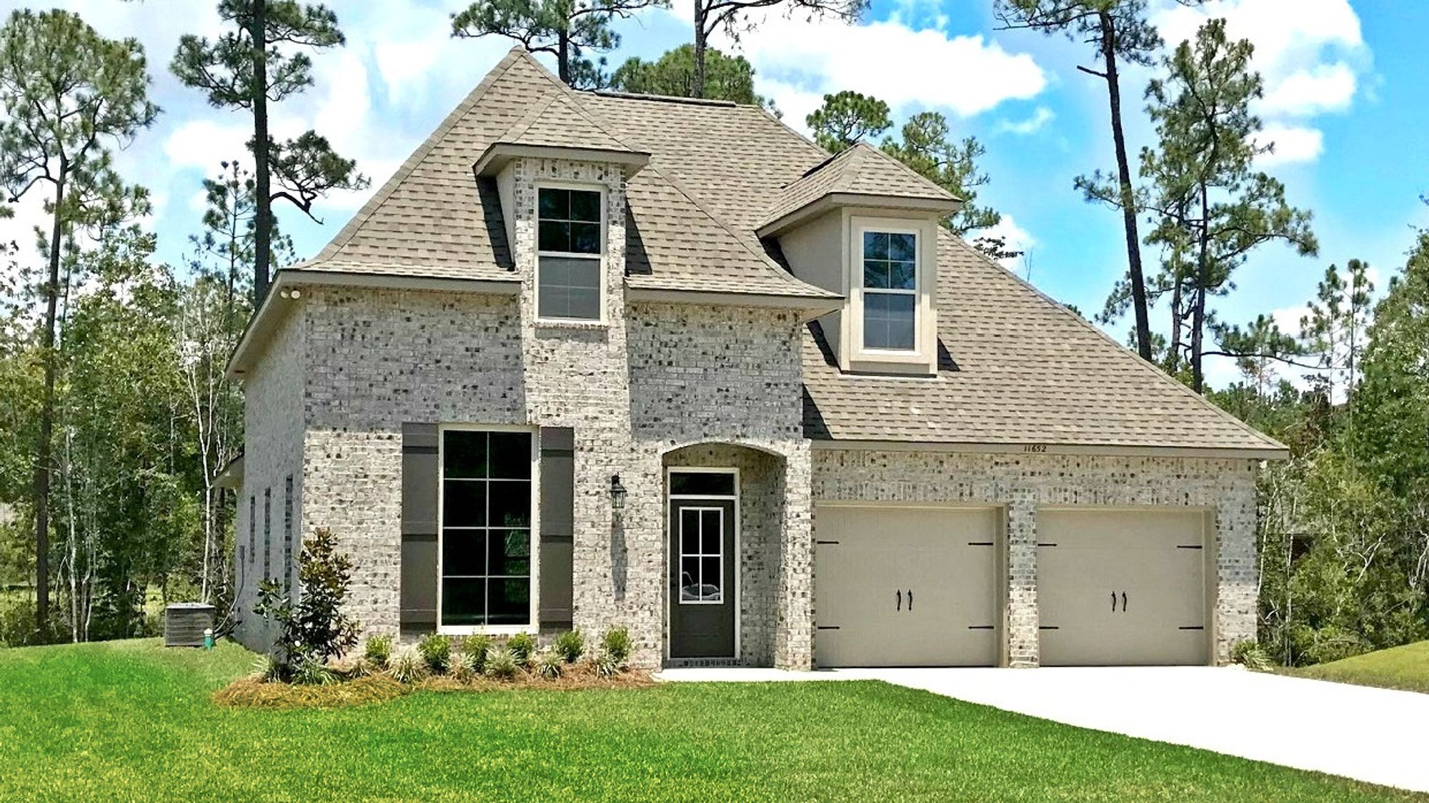Front View Verbena III A Talla Pointe Community DSLD Homes Ocean Springs