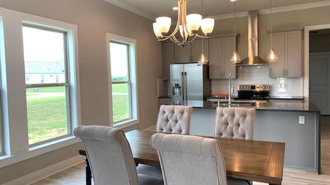 Toledo III A  - DSLD Homes - The Village at Morganfield in Lake Charles