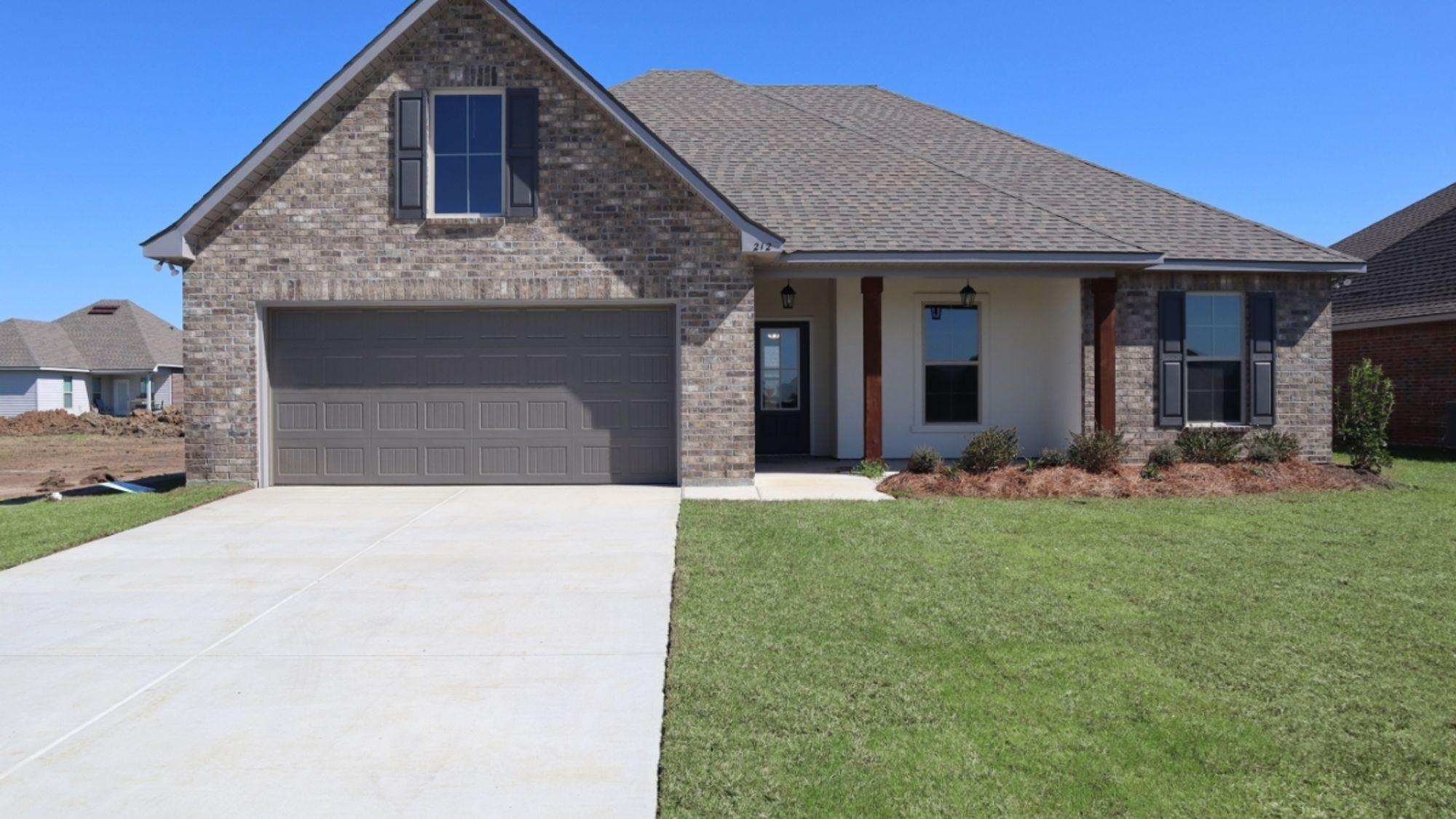 Front - Ripley IV A - Summerview Community - DSLD Homes Duson