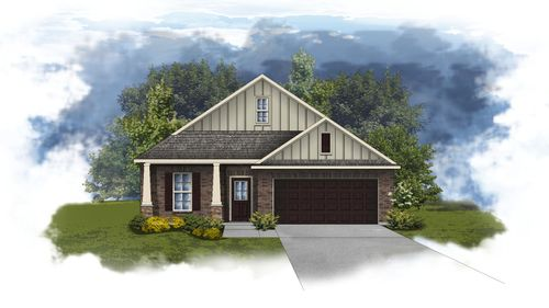 Norwood II A - Open Floor Plan - DSLD Homes