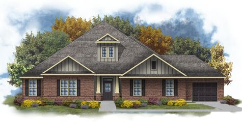 Taylor III C - Open Floor Plan - DSLD Homes