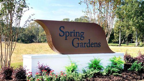Spring Gardens Community - DSLD Homes - Baton Rouge, LA
