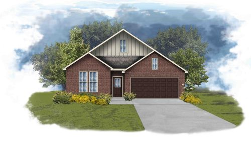 Trenton III A - Open Floor Plan - DSLD Homes
