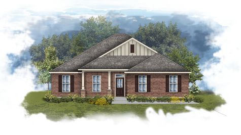 Rosita II B - Open Floor Plan - DSLD Homes
