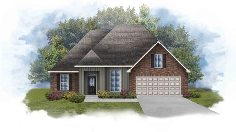 Rose IV G Open Floorplan - DSLD Homes