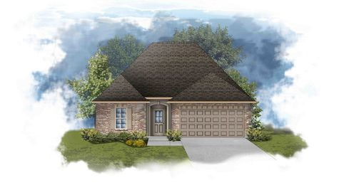 Chantilly III B - PB - Open Floor Plan - DSLD Homes