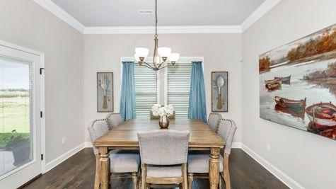Collinswood II G - Floor Plan - Dining Room