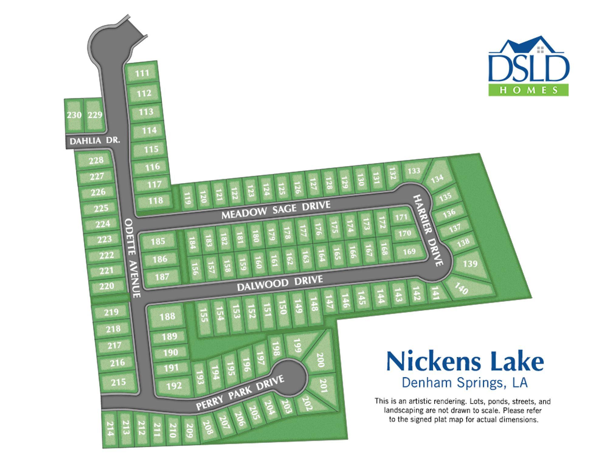 Nickens Lake