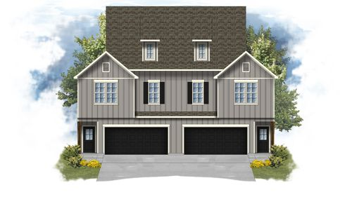 Boyd I A - Open Floor Plan - DSLD Homes- Multi-Unit