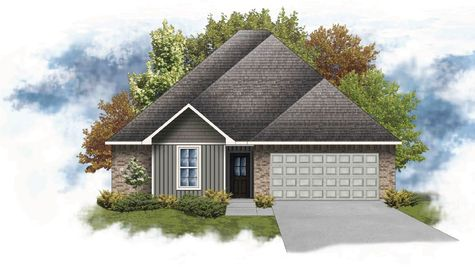Brookdale III G - Open Floor Plan - DSLD Homes