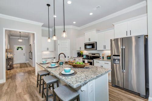 DSLD Homes - Trenton III A - Belrose Place - Huntsville, LA