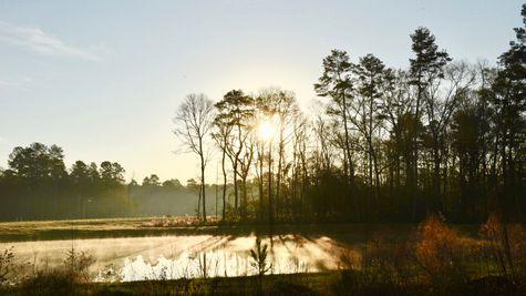 Pond - Gray's Creek Community - DSLD Homes - Denham Springs