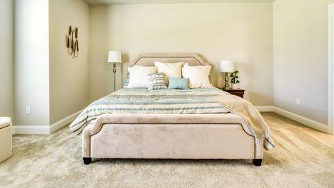 DSLD Homes - Sycamore II A Open Floorplan - Master Bedroom Image