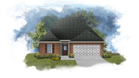 Cornel III B - Open Floor Plan - DSLD Homes