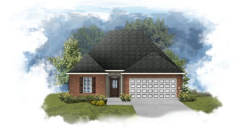 Cornel III B - Open Floor Plan - DSLD Homes