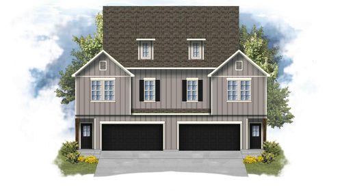 Boyd II A - Front Elevation - DSLD Homes