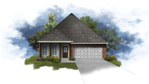 Orleans IV B - Open Floor Plan - DSLD Homes