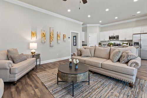 Cypress Bend Model Home - Trevi III B - Baton Rouge, LA - DSLD Homes