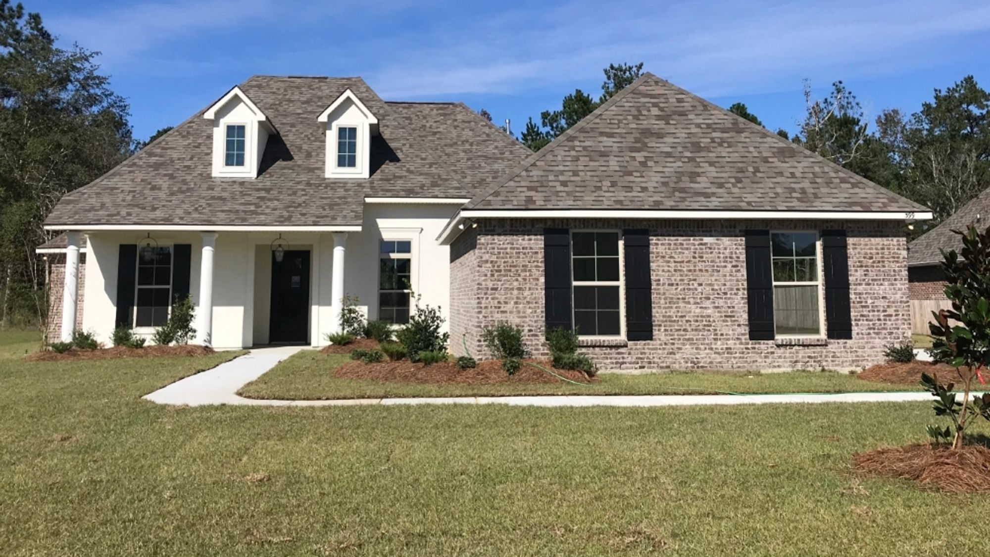 Front View - Spring Lakes Community - DSLD Homes Covington