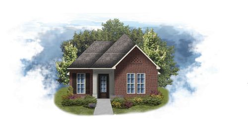 Grenada III C - Open Floor Plan - DSLD Homes
