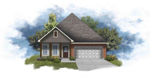 Oakridge IV G - Open Floor Plan - DSLD Homes