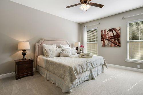 Tiger Trace - Model Home Master Bedroom - DSLD Homes
