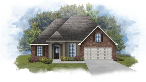 Rose IV A - Open Floor Plan - DSLD Homes