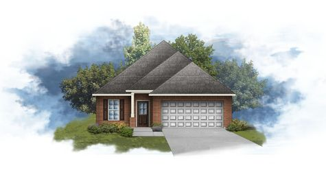 Caldwell III A - Open Floor Plan - DSLD Homes