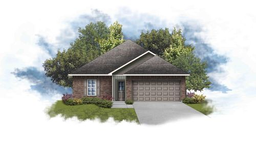 Princeton III H - Open Floor Plan - DSLD Homes