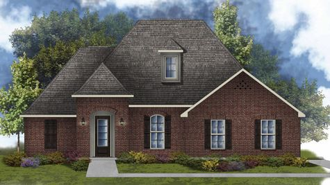 Clayton II B - Open Floor Plan - DSLD Homes