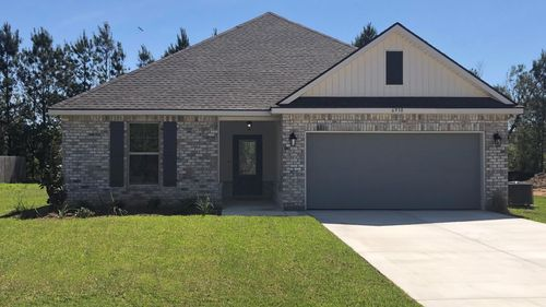Trenton III B - Front Exterior - DSLD Homes
