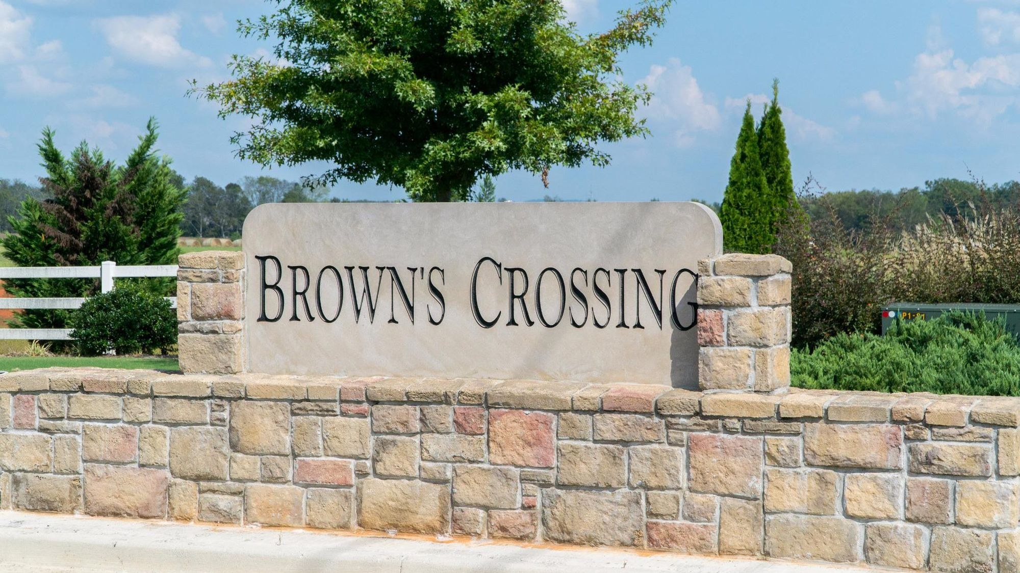 Front Entrance - Browns Crossing - DSLD Homes Huntsville