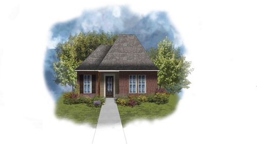 Grenada III A - Open Floor Plan - DSLD Homes