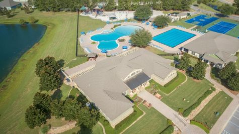 The Trails at Hammock Bay - Resort Style Pool - Center