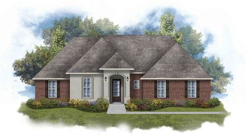 Barlow III A - Open Floor Plan - DSLD Homes