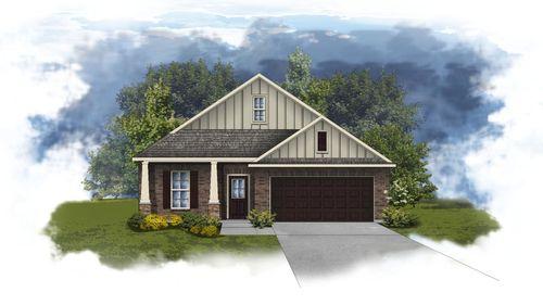 Norwood II A Floor Plan - DSLD Homes