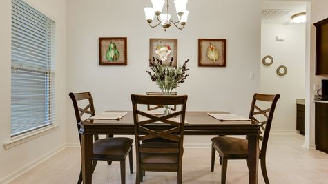 Dining Room - Summerview - DSLD Homes Lafayette