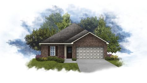 Plymouth III A - Open Floor Plan - DSLD Homes