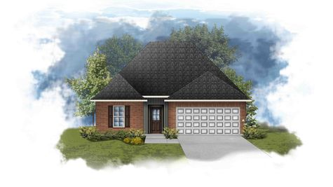 Connelly III H - Open Floor Plan - DSLD Homes