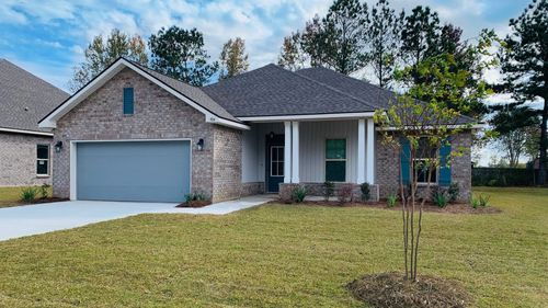 New Home Community of The Crescent At River Oaks in Foley, AL by DSLD Homes