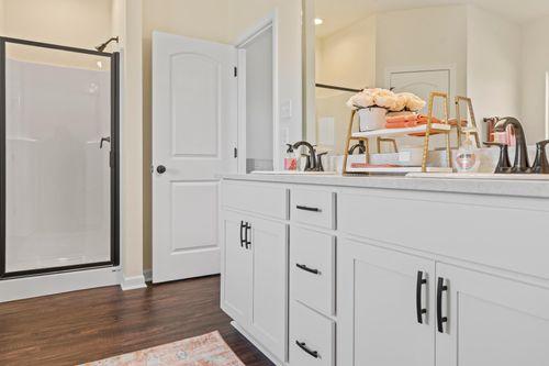 Cottages at Savannah Row - DSLD Homes - Ripley IV A - Prairieville, LA