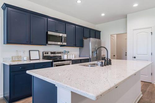 DSLD Homes - Houma, LA - Norris III A - Evangeline Estates