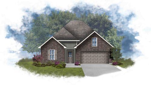 Liberty IV H - Open Floor Plan - DSLD Homes