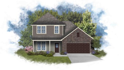Willowbrook III G - Open Floor Plan - DSLD Homes
