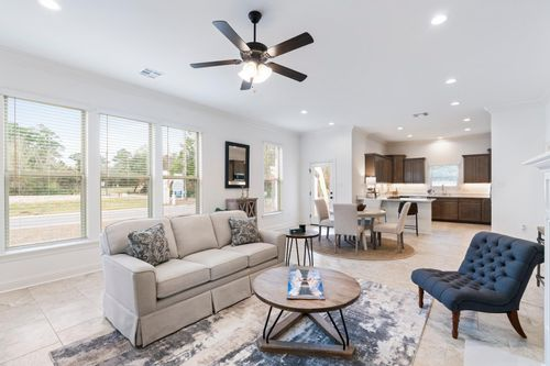 The Preserve at Gray's Creek - Aubry II A - Denham Springs - DSLD Homes