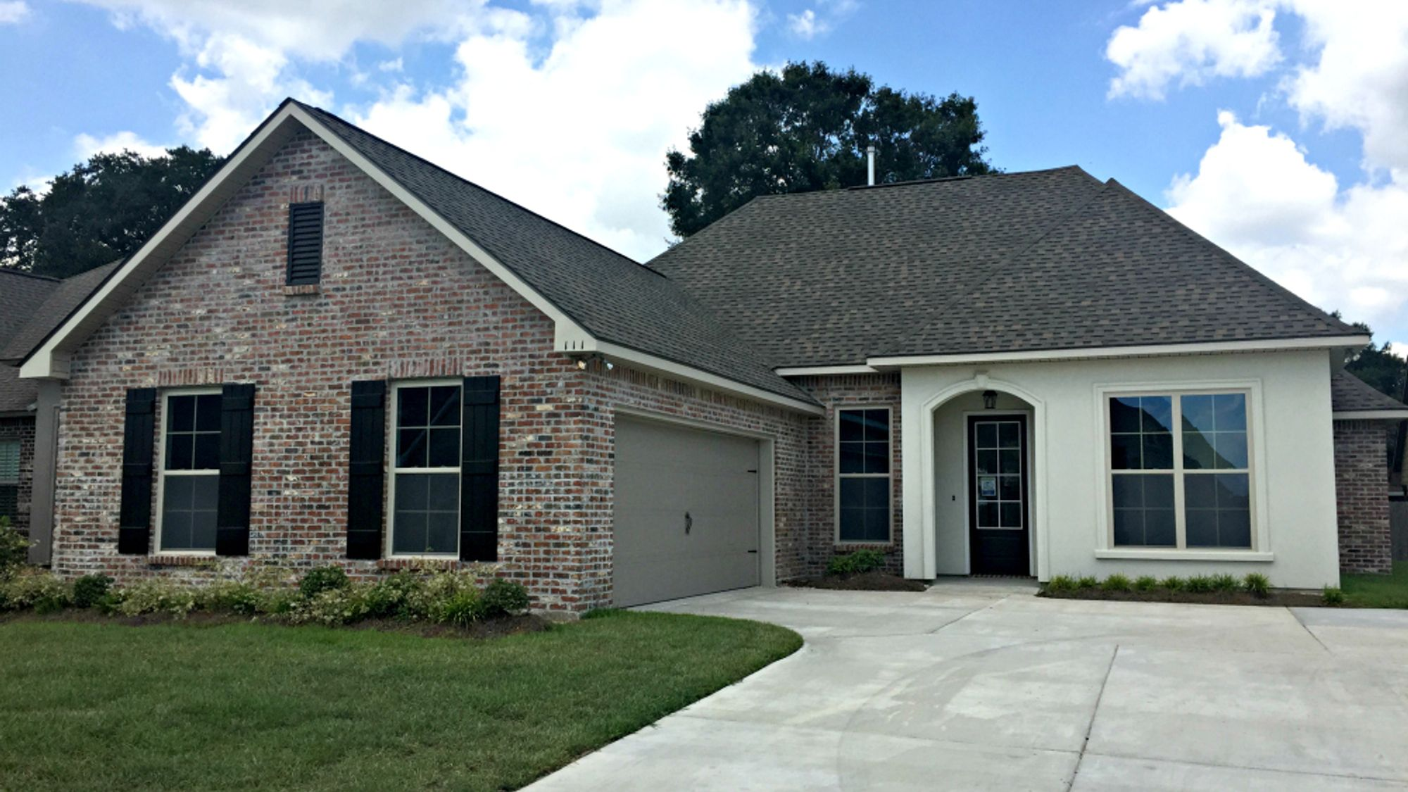Front View - Laurel Grove Community - DSLD Homes Youngsville