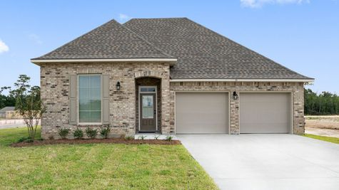 Model Home- DSLD Homes- Maple Creek in Sulphur