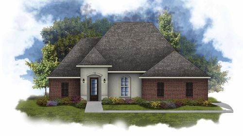 Clayton II A - Open Floor Plan - DSLD Homes