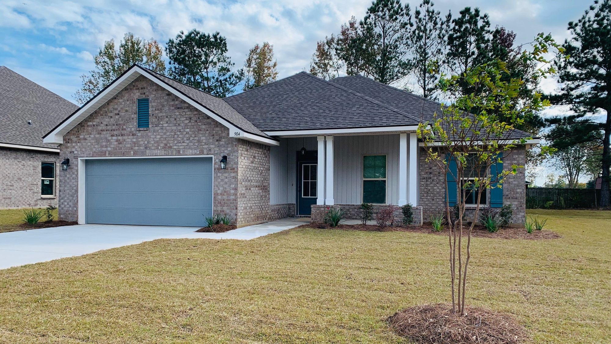 Lafayette Place Model Home- Alabama- DSLD Homes