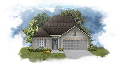 Chantilly III A - PB - Open Floor Plan - DSLD Homes
